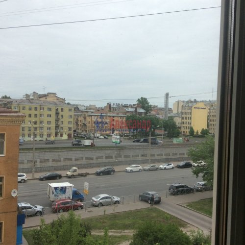 1-комнатная квартира (40м2) на продажу по адресу Обводного канала наб., 56— фото 13 из 13
