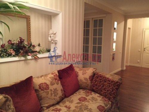 3-комнатная квартира (112м2) на продажу по адресу Капитанская ул., 4— фото 7 из 21