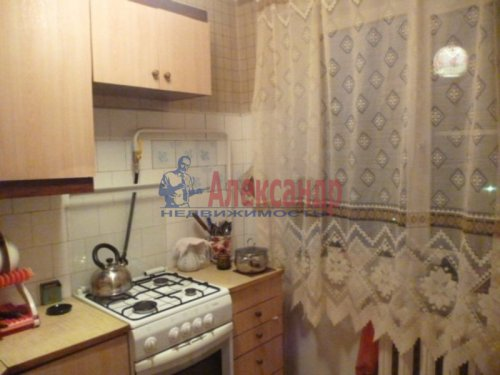 4-комнатная квартира (63м2) на продажу по адресу Всеволожск г., Ленинградская ул., 15— фото 1 из 8