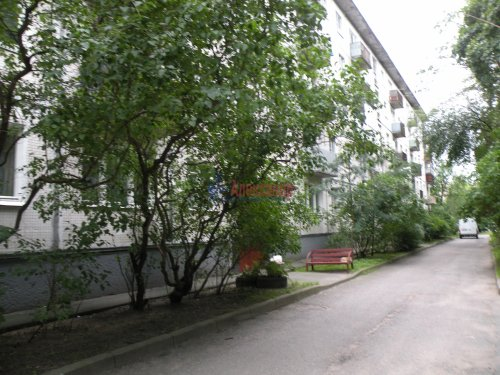 2-комнатная квартира (41м2) на продажу по адресу Сестрорецк г., Воскова ул., 11— фото 6 из 6
