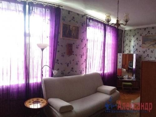 3-комнатная квартира (81м2) на продажу по адресу Таврический пер., 12— фото 17 из 27