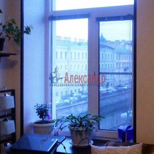 6-комнатная квартира (166м2) на продажу по адресу Канала Грибоедова наб., 42— фото 1 из 12