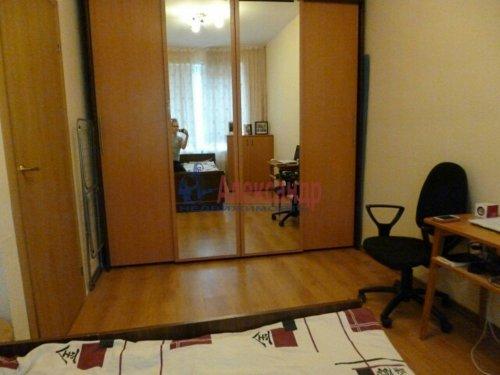1-комнатная квартира (28м2) на продажу по адресу Новое Девяткино дер., Флотская ул., 7— фото 4 из 7