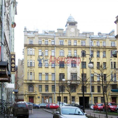 4-комнатная квартира (95м2) на продажу по адресу Конная ул., 8— фото 1 из 4