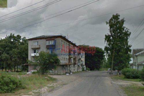 3-комнатная квартира (55м2) на продажу по адресу Дубровка рп, Пионерская ул., 11— фото 1 из 1