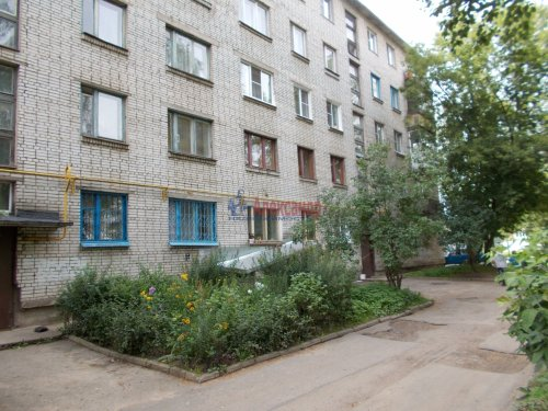 1-комнатная квартира (19м2) на продажу по адресу Тихвин г., 4-й мкр., 13— фото 1 из 1