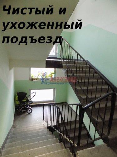 1-комнатная квартира (36м2) на продажу по адресу Выборг г., Рубежная ул., 29— фото 14 из 16