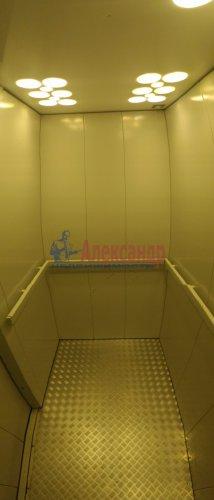 1-комнатная квартира (40м2) на продажу по адресу Мурино пос., Оборонная ул., 2— фото 3 из 18