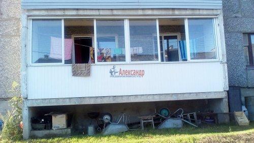 1-комнатная квартира (37м2) на продажу по адресу Куркиеки пос., Новая ул., 14— фото 11 из 11