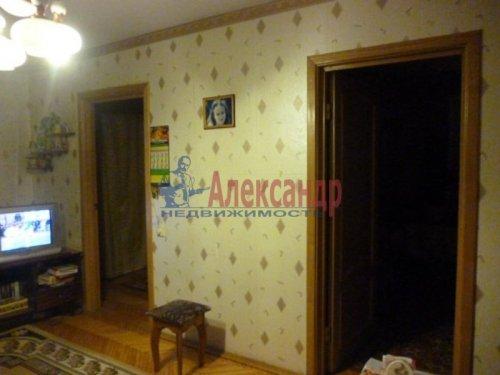 4-комнатная квартира (63м2) на продажу по адресу Всеволожск г., Ленинградская ул., 15— фото 5 из 8