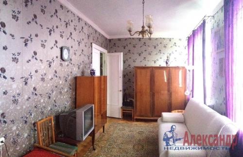3-комнатная квартира (81м2) на продажу по адресу Таврический пер., 12— фото 18 из 27