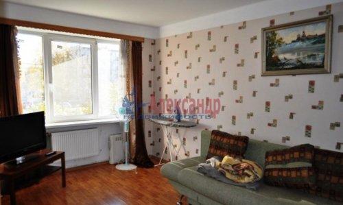 1-комнатная квартира (31м2) на продажу по адресу Карпинского ул., 36— фото 2 из 7