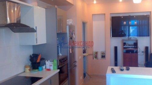 3-комнатная квартира (93м2) на продажу по адресу Народного Ополчения пр., 10— фото 4 из 24