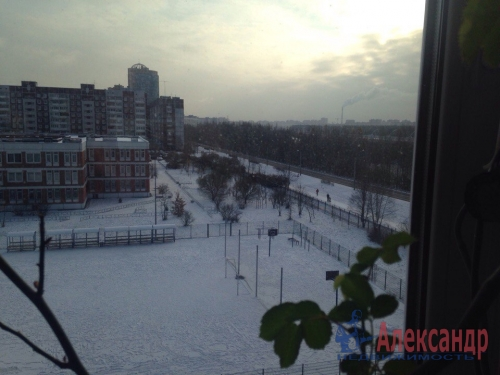 1-комнатная квартира (48м2) на продажу по адресу Планерная ул., 77— фото 4 из 11