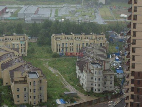 1-комнатная квартира (36м2) на продажу по адресу Мурино пос., Новая ул., 7— фото 13 из 13