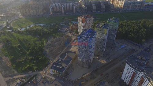 1-комнатная квартира (42м2) на продажу по адресу Кудрово дер., Европейский просп., 2— фото 1 из 1