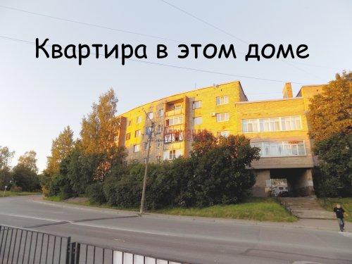 1-комнатная квартира (34м2) на продажу по адресу Выборг г., Приморское шос., 2б— фото 23 из 23