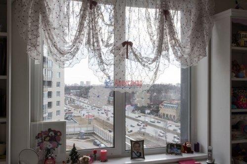 3-комнатная квартира (113м2) на продажу по адресу Выборгское шос., 15— фото 22 из 22