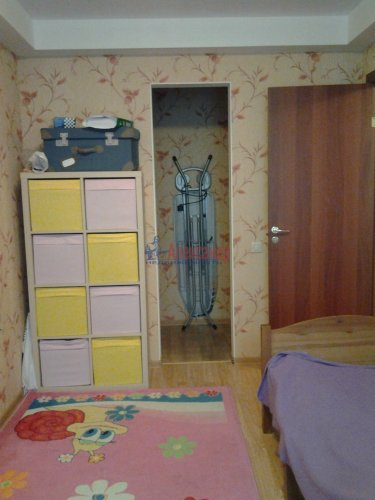 2-комнатная квартира (45м2) на продажу по адресу Юрия Гагарина просп., 20— фото 5 из 11