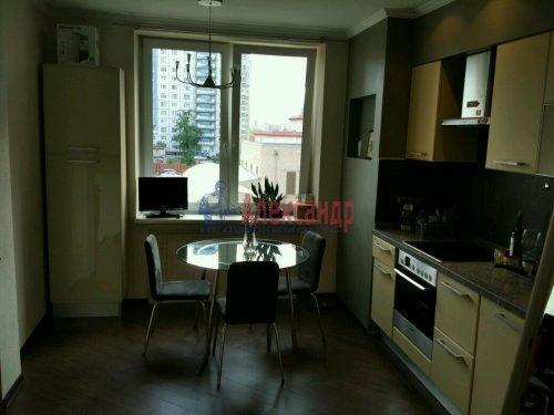 1-комнатная квартира (45м2) на продажу по адресу Морская наб., 37— фото 3 из 13