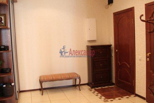 3-комнатная квартира (94м2) на продажу по адресу Всеволожск г., Олениных пер., 2— фото 4 из 11