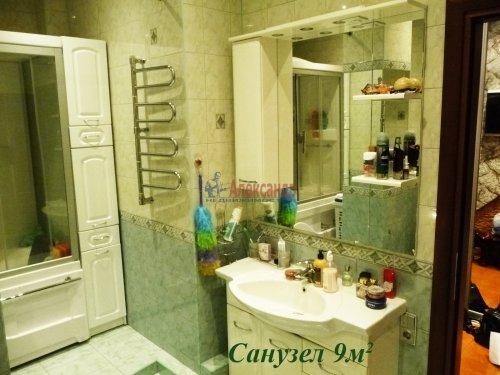 3-комнатная квартира (140м2) на продажу по адресу Приморский пр., 59— фото 24 из 35