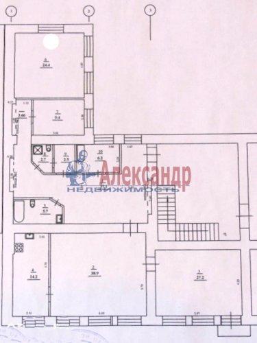 4-комнатная квартира (168м2) на продажу по адресу Кронштадт г., Аммермана ул., 15/10— фото 14 из 15