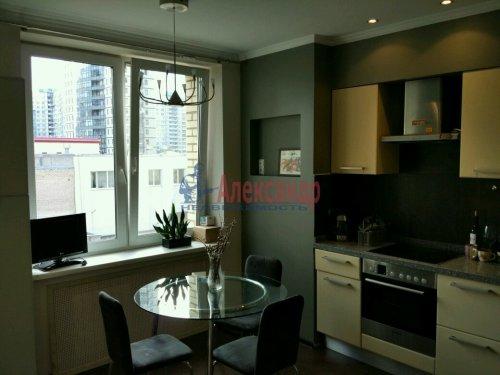 1-комнатная квартира (45м2) на продажу по адресу Морская наб., 37— фото 4 из 13
