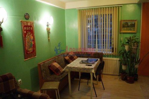 3-комнатная квартира (76м2) на продажу по адресу Романовка пос., Дорога жизни ш., 30— фото 4 из 4