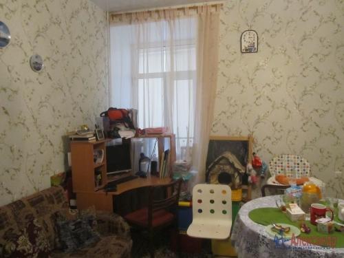 1-комнатная квартира (56м2) на продажу по адресу Поварской пер., 4— фото 6 из 7