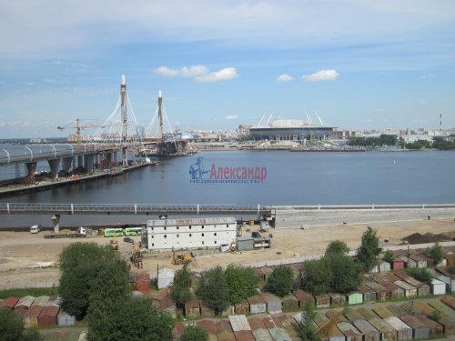 4-комнатная квартира (168м2) на продажу по адресу Морская наб., 35— фото 58 из 59