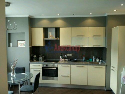 1-комнатная квартира (45м2) на продажу по адресу Морская наб., 37— фото 5 из 13