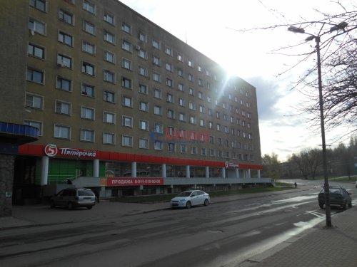 1-комнатная квартира (36м2) на продажу по адресу Выборг г., Ленина пр., 38— фото 1 из 8