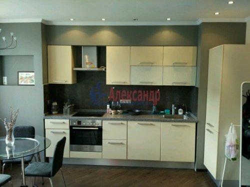 1-комнатная квартира (45м2) на продажу по адресу Морская наб., 37— фото 6 из 13