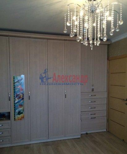 1-комнатная квартира (36м2) на продажу по адресу Бутлерова ул., 40— фото 8 из 18