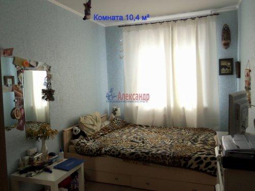 3-комнатная квартира (61м2) на продажу по адресу Выборг г., Ленинградское шос., 45— фото 9 из 12