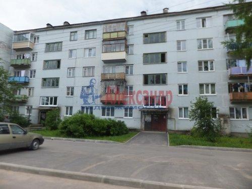 2-комнатная квартира (45м2) на продажу по адресу Мга пгт., Донецкая ул., 6— фото 11 из 11
