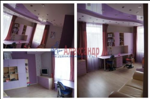 3-комнатная квартира (98м2) на продажу по адресу Петергоф г., Ропшинское шос., 7— фото 5 из 22