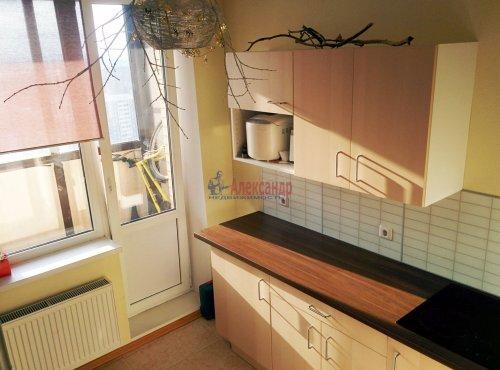 1-комнатная квартира (33м2) на продажу по адресу Новое Девяткино дер., Арсенальная ул., 4— фото 2 из 12
