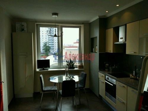 1-комнатная квартира (45м2) на продажу по адресу Морская наб., 37— фото 9 из 13