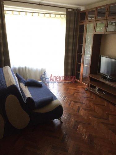 1-комнатная квартира (31м2) на продажу по адресу Маршала Блюхера пр., 50— фото 1 из 7