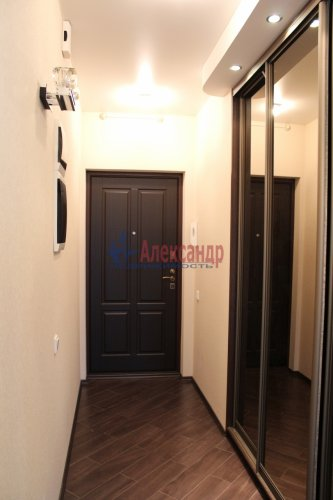 1-комнатная квартира (46м2) на продажу по адресу Науки пр., 17— фото 10 из 12