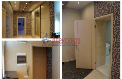 3-комнатная квартира (98м2) на продажу по адресу Петергоф г., Ропшинское шос., 7— фото 6 из 22