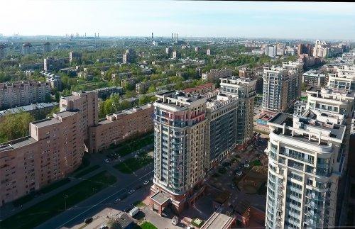 4-комнатная квартира (164м2) на продажу по адресу Московский просп., 183— фото 24 из 25