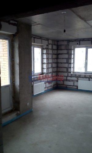2-комнатная квартира (64м2) на продажу по адресу Лесколово пос., Красноборская ул., 4В— фото 7 из 23