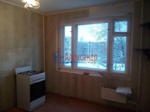 2-комнатная квартира (53м2) на продажу по адресу Сиверский пгт., Вокзальная ул., 4— фото 3 из 3