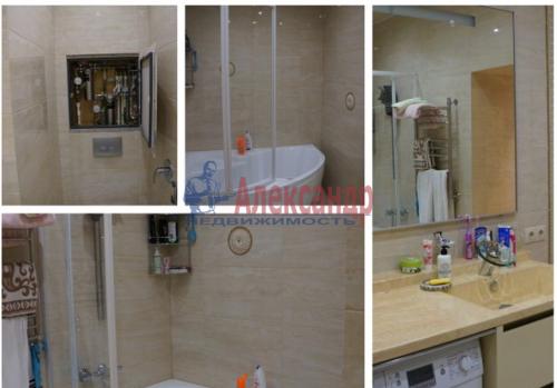 3-комнатная квартира (98м2) на продажу по адресу Петергоф г., Ропшинское шос., 7— фото 7 из 22
