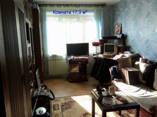 3-комнатная квартира (61м2) на продажу по адресу Выборг г., Ленинградское шос., 45— фото 10 из 12
