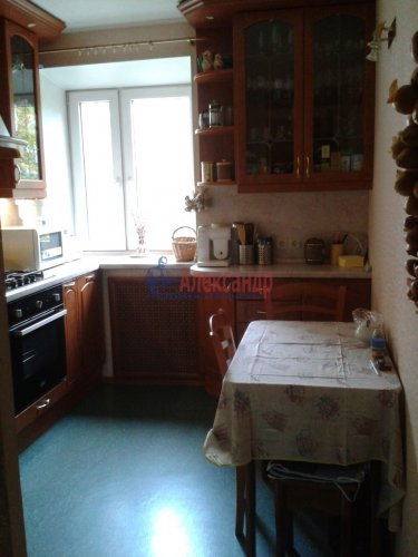 2-комнатная квартира (55м2) на продажу по адресу Пискаревский пр., 50— фото 10 из 10