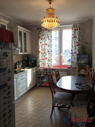 2-комнатная квартира (63м2) на продажу по адресу Гжатская ул., 22— фото 2 из 5